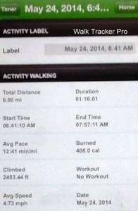 walk may 24 2014